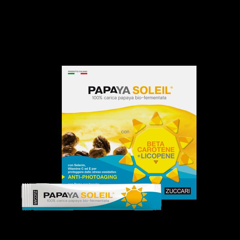 Papaya Soleil