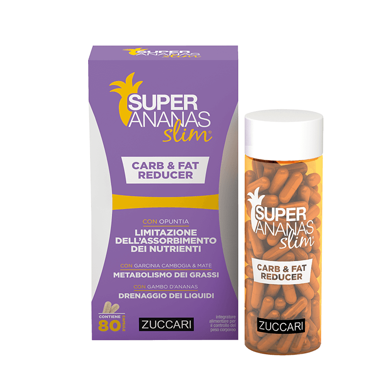 Super Ananas Slim Carb & Fat Reducer