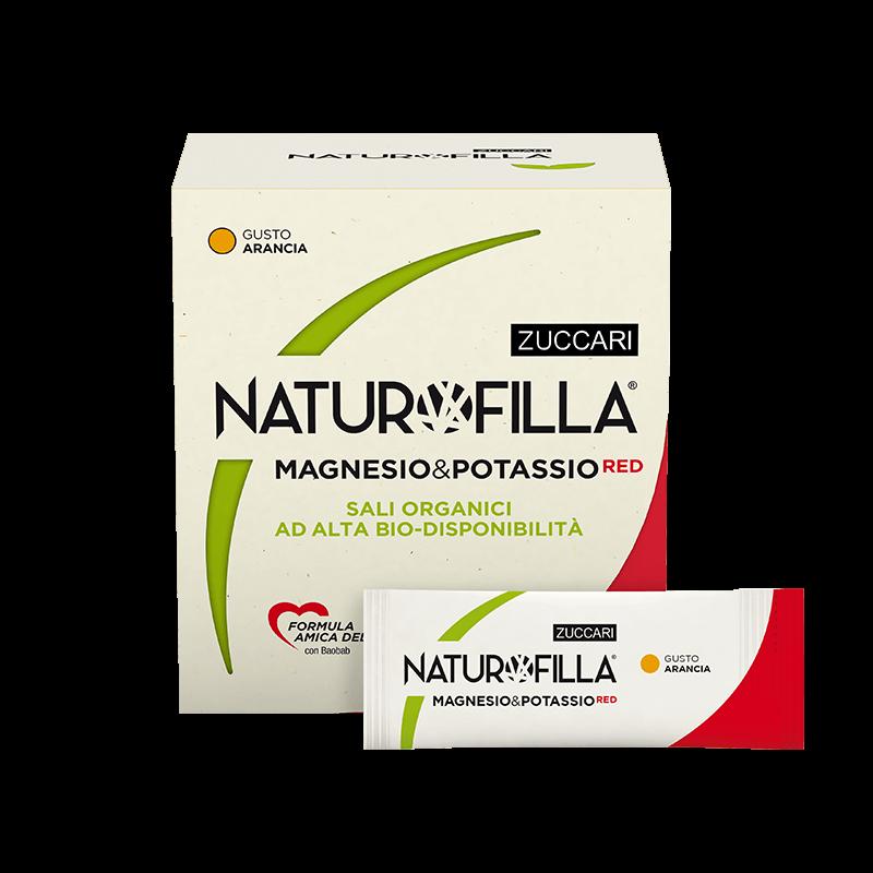 Naturofilla Magnesio&Potassio Red