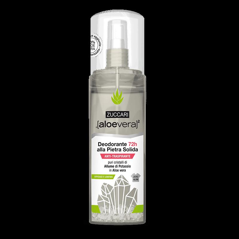 Deodorante 72H alla Pietra Solida (Spray)