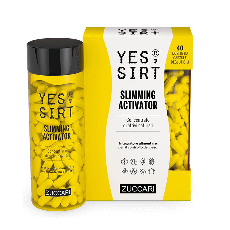 Yes Sirt Slimming Activator Capsule